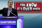 Santorum dropping in Illinois polls