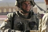 Soldier in Afghanistan attacks returns to US