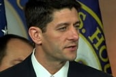 Is Paul Ryan's budget plan a bunch of...