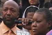 Trayvon's parents speak at 'Million Hoodie...