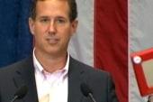 Santorum for Obama?