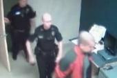 Video of Zimmerman shows him uninjured...
