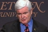 Gingrich loses 'sugar daddy' Adelson