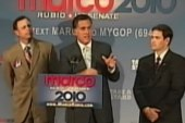 Rubio offers support to Romney