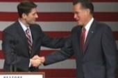 DNC: Romney, Ryan bromance 'Amore'