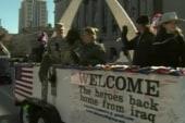 Tucson parade for Iraq War veterans Saturday