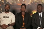 Trayvon's mom: 'That is my son' crying for...