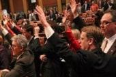 Michigan GOP's war on democracy meets...