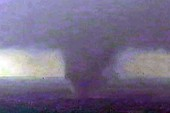 Tornadoes touch down in Texas