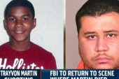 FBI becomes involved in Trayvon Martin...
