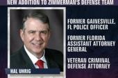 Veteran attorney joins Zimmerman's legal team