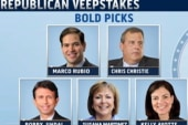 Romney Veepstakes - will he be bold?