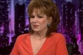 Joy Behar talks Sarah Palin and politics