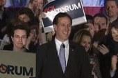 Keystone state is key for Santorum