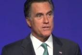 Romney backs Ryan budget, Obama fires back