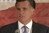 Romney attacking Obama attacks himself