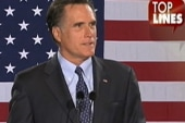 Top Lines: Romney, Gingrich, and the week...