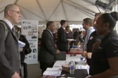 Jobs report shows slow employment growth