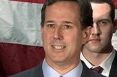 Santorum's exit makes way for Romney