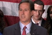 Rush Limbaugh laments Santorum's exit