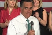 Romney blames Obama for women losing jobs