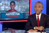 Sharpton: 'This case was about one thing,...