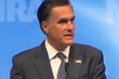 Romney holsters moderate record at NRA...