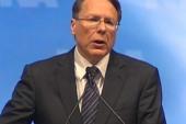NRA convention heavy on anti-Obama rhetoric