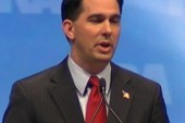 Walker works friendship with the NRA