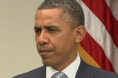 President Obama hits back on high gas prices