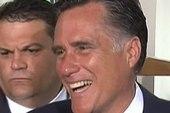 Romney struggles to close favorability gap...
