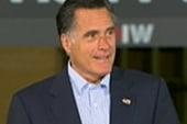 Romney's strategy: talk to 'friendly'...