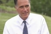Mitt Romney as Cookie Monster?