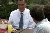 Romney tries to rewrite his resume