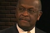 Does Mitt Romney have a Herman Cain problem?
