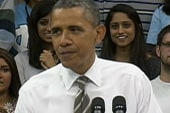 Obama hits back at Republicans over...