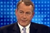 Boehner talks odds of losing control of House