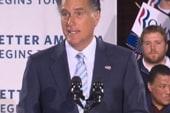 Romney declares himself Republican nominee
