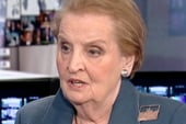 Albright uncovers hidden family history