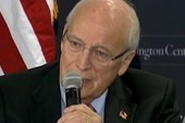Cheney on the vice presidency
