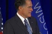 Romney following Scott Walker's failed...