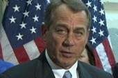 Boehner: Blah, blah, blah, Obama and budgets