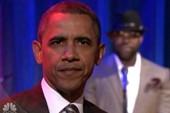 Obama slow jams his GOP critics