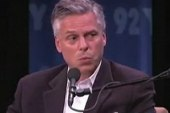 Huntsman rewrites campaign mistake