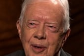 Carter 'comfortable' with Romney as president