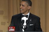Top Lines: Obama, Kimmel star at White...