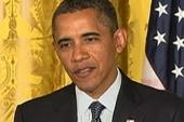 Obama addresses international tensions at...