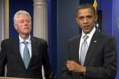 Bill Clinton stumps for Obama