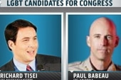 LGBT candidates come out in force for 2012...
