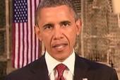 President Obama addresses nation from...
